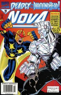 Cover Thumbnail for Nova (Marvel, 1994 series) #10