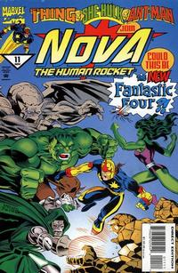 Cover Thumbnail for Nova (Marvel, 1994 series) #11