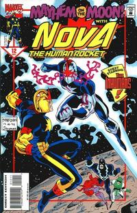 Cover Thumbnail for Nova (Marvel, 1994 series) #12