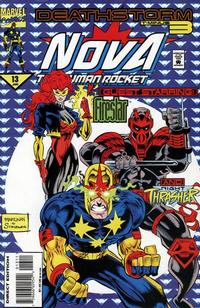 Cover Thumbnail for Nova (Marvel, 1994 series) #13