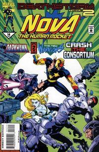 Cover Thumbnail for Nova (Marvel, 1994 series) #14