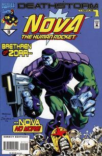 Cover Thumbnail for Nova (Marvel, 1994 series) #15