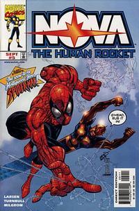 Cover Thumbnail for Nova (Marvel, 1999 series) #5