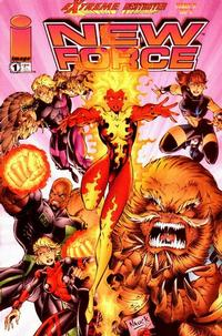 Cover Thumbnail for Newforce (Image, 1996 series) #1
