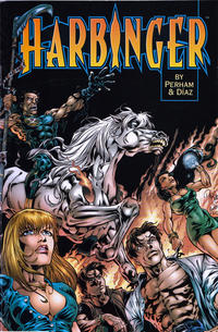 Cover Thumbnail for Harbinger: Acts of God (Acclaim / Valiant, 1998 series) #1