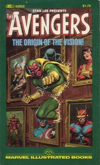 Cover Thumbnail for Marvel Comics Illustrated Version of The Avengers (Marvel, 1982 series) #02822