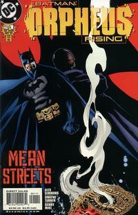 Cover Thumbnail for Batman: Orpheus Rising (DC, 2001 series) #1