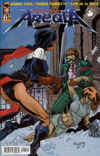 Cover Thumbnail for Warrior Nun Areala (Antarctic Press, 1997 series) #4
