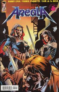 Cover Thumbnail for Warrior Nun Areala (Antarctic Press, 1997 series) #5