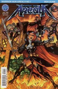 Cover Thumbnail for Warrior Nun Areala (Antarctic Press, 1999 series) #1