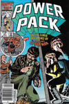 Cover Thumbnail for Power Pack (1984 series) #21 [Newsstand]