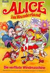 Cover for Alice im Wunderland (Bastei Verlag, 1984 series) #21