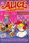 Cover for Alice im Wunderland (Bastei Verlag, 1984 series) #22