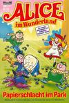 Cover for Alice im Wunderland (Bastei Verlag, 1984 series) #32