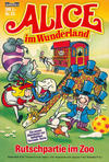Cover for Alice im Wunderland (Bastei Verlag, 1984 series) #25