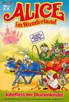 Cover for Alice im Wunderland (Bastei Verlag, 1984 series) #28