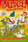 Cover for Alice im Wunderland (Bastei Verlag, 1984 series) #27