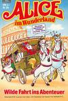Cover for Alice im Wunderland (Bastei Verlag, 1984 series) #34