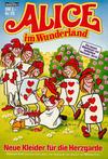 Cover for Alice im Wunderland (Bastei Verlag, 1984 series) #35