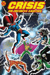 Cover for Crisis on Infinite Earths Companion Deluxe Edition (DC, 2018 series) #3