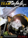 Cover for Team Rafale (Zéphyr Éditions, 2007 series) #1 - Présentation Alpha