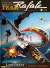 Cover for Team Rafale (Zéphyr Éditions, 2007 series) #8 - Lancement à Haut Risque