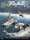 Cover for Team Rafale (Zéphyr Éditions, 2007 series) #10 - Le Vol AF 414 A Disparu