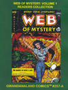 Cover for Gwandanaland Comics (Gwandanaland Comics, 2016 series) #257-A - Web of Mystery: Volume 1 Readers Collection