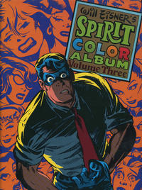 Cover Thumbnail for The Spirit Color Album (Kitchen Sink Press, 1981 series) #3
