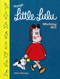 Cover Thumbnail for Marge's Little Lulu (Drawn & Quarterly, 2019 series) #[1] - Working Girl