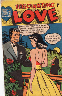 Cover Thumbnail for Fascinating Love (Magazine Management, 1950 ? series)