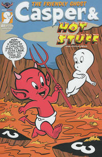 Cover Thumbnail for Casper & Hot Stuff (American Mythology Productions, 2018 series) #1