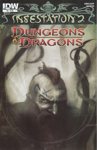 Cover Thumbnail for Infestation 2: Dungeons & Dragons (IDW, 2012 series) #2