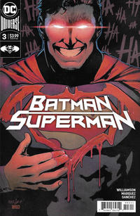 Cover Thumbnail for Batman / Superman (DC, 2019 series) #3 [David Marquez Cover]