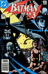Cover Thumbnail for Batman (1940 series) #436 [Newsstand]
