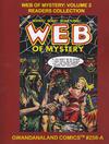 Cover for Gwandanaland Comics (Gwandanaland Comics, 2016 series) #258-A - Web of Mystery: Volume 2 Readers Collection