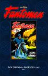 Cover for Lee Falk's Fantomen: Den inbundna årgången (Egmont, 2002 series) #1/1965