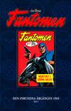 Cover for Lee Falk's Fantomen: Den inbundna årgången (Egmont, 2002 series) #2/1965