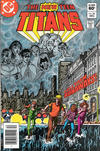 Cover Thumbnail for The New Teen Titans (1980 series) #26 [Newsstand]