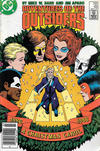 Cover Thumbnail for Adventures of the Outsiders (1986 series) #43 [Newsstand]