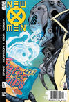 Cover for New X-Men (Marvel, 2001 series) #124 [Newsstand]
