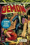 Cover for Démon (Arédit-Artima, 1976 series) #4