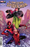 Cover for Amazing Spider-Man (Marvel, 2018 series) #32 (833) [The Amazing Mary Jane Variant - Mahmud Asrar Cover]
