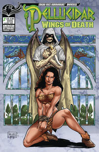 Cover Thumbnail for Pellucidar: Wings of Death (American Mythology Productions, 2019 series) #2 [Variant Edition]