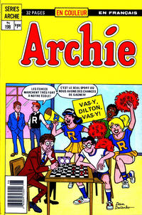 Cover Thumbnail for Archie (Editions Héritage, 1971 series) #198