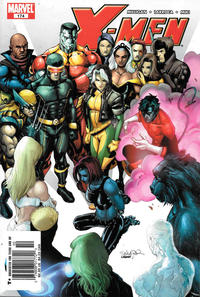 Cover Thumbnail for X-Men (Marvel, 2004 series) #174 [Newsstand]