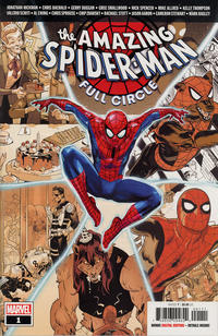 Cover Thumbnail for Amazing Spider-Man: Full Circle (Marvel, 2019 series) #1