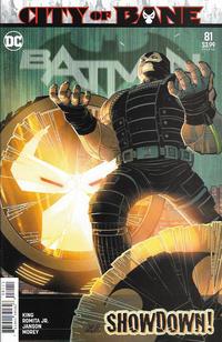 Cover Thumbnail for Batman (DC, 2016 series) #81