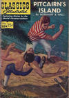 Cover for Classics Illustrated (Gilberton, 1947 series) #109 - Pitcairn's Island [Coward Shoe Store Giveaway]