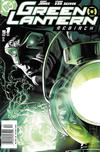 Cover Thumbnail for Green Lantern: Rebirth (2004 series) #1 [Newsstand]